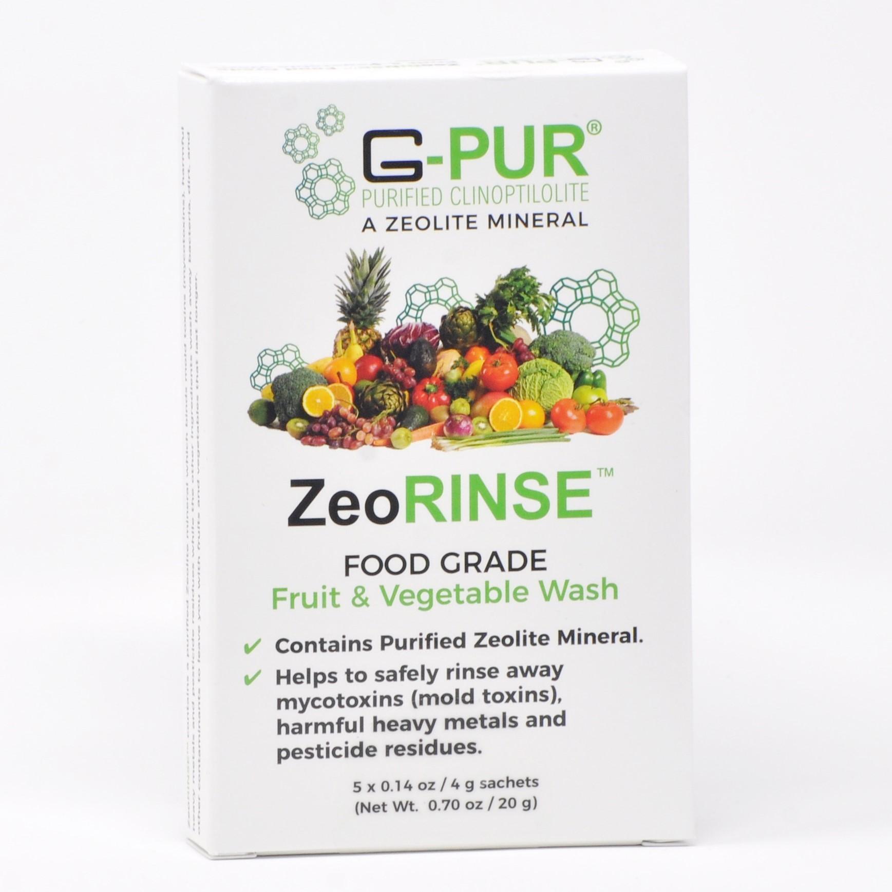 ZeoRinse™